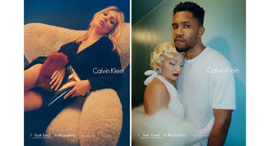 Frank Ocean, Young Thug, and More Star in Calvin Klein's Fall 2016 Campaign