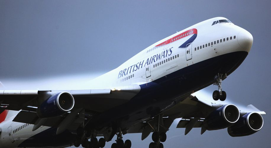 Weed on the Plane Force British Airways Into Emergency Landing