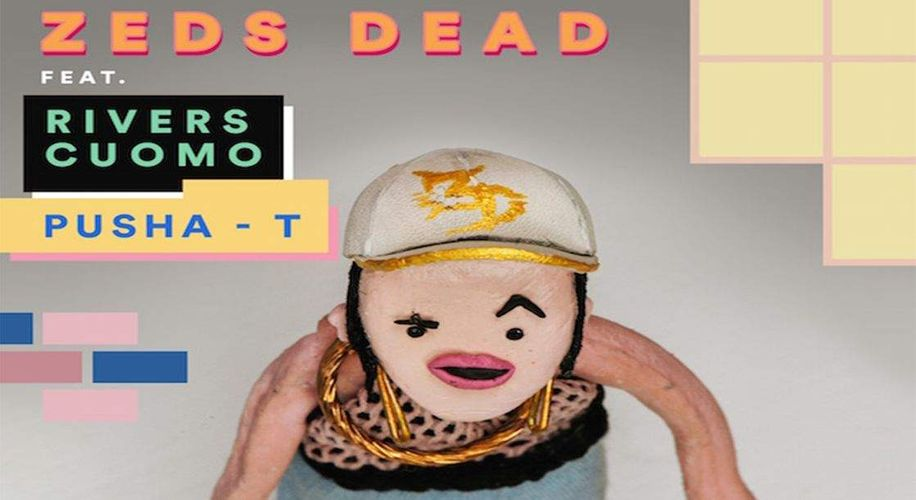 """Pusha T and Weezer's Rivers Cuomo Are Unlikely Collaborators on Zeds Dead's New Track """"Too Young"""""""