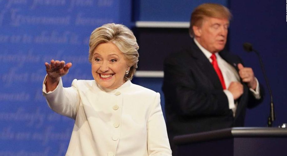 The Third and Final Presidential Debate Sums Up This Disastrous Election Perfectly