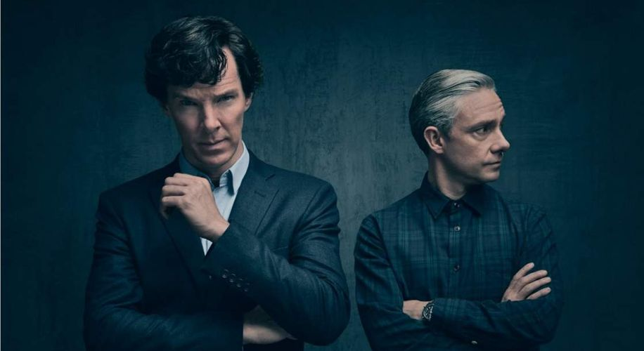 The New Season of Sherlock Will Premiere on New Year's Day