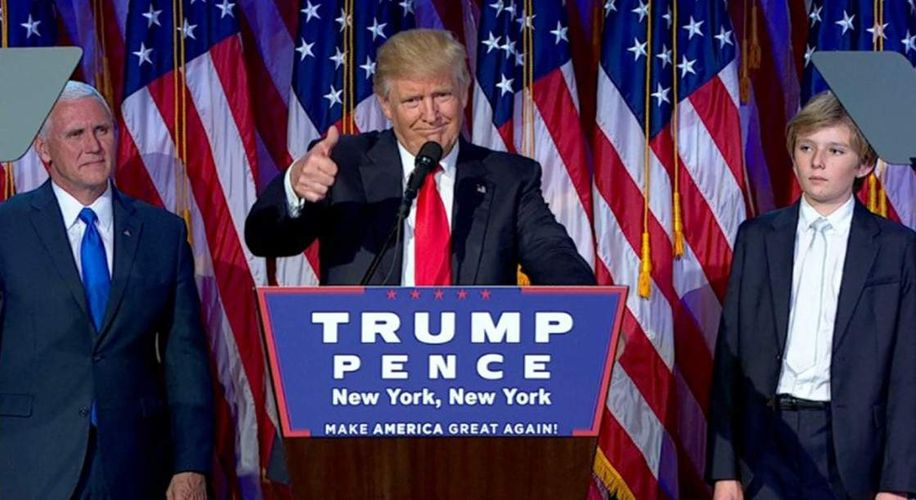 Donald Trump Clinches the United States Presidency in Shocking Upset