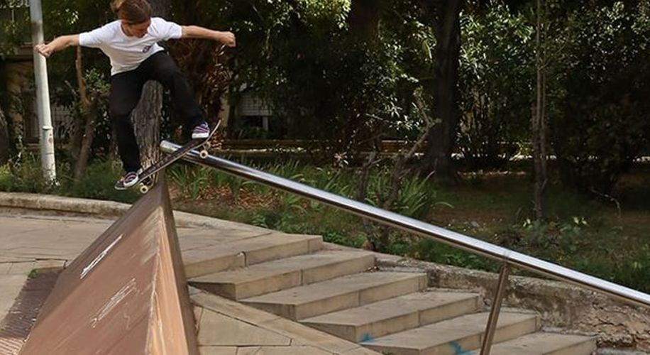 Tristan Funkhouser Skates Like a Grown-A** Man