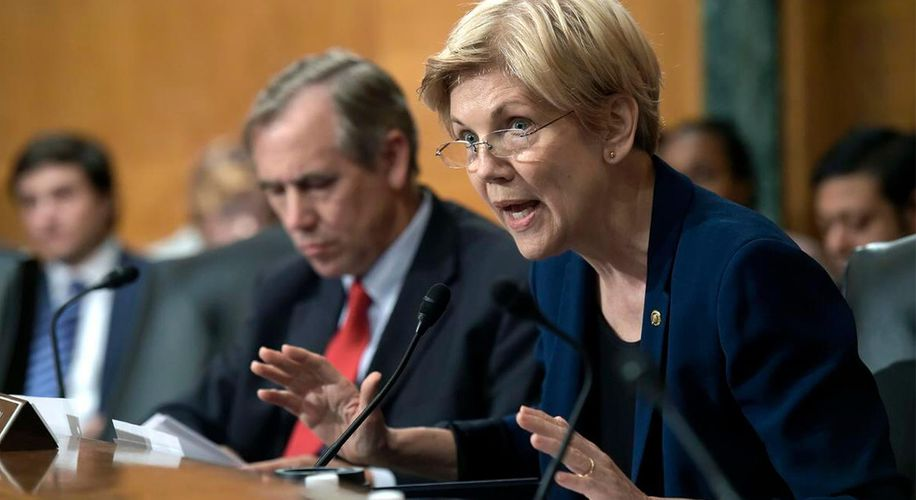 Elizabeth Warren Fights for Cannabis Industry Banking Rights