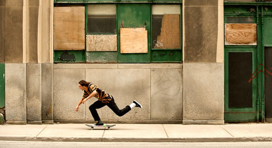 Watch Evan Smith Tap Into the Higher Realms of Skateboarding