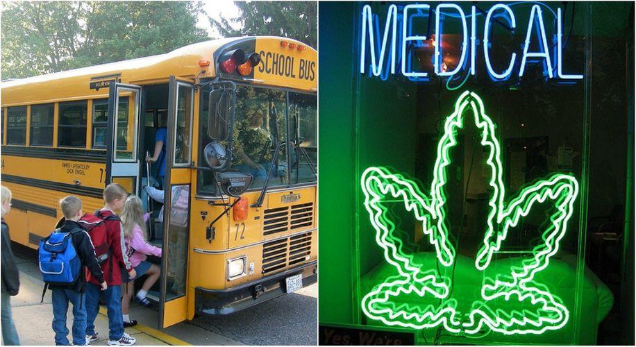 New Bill Would Allow Medical Marijuana in Washington Schools