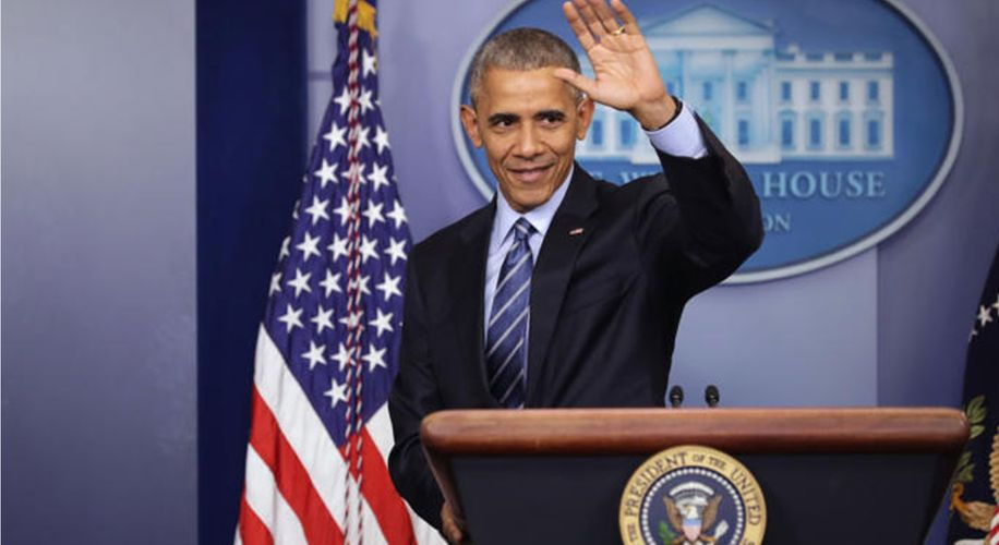 President Obama Bows Out Gracefully in Final White House Press Conference
