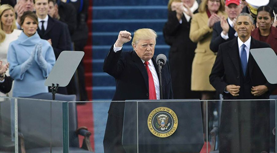 The Best Reactions to the Inauguration of President Donald J. Trump