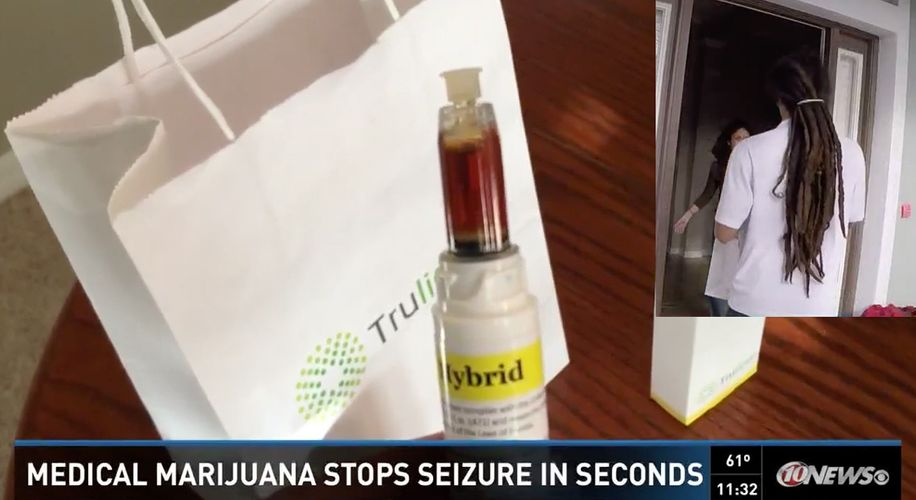 Florida Caregiver Receives First Delivery of Cannabis Nasal Spray Amidst Amendment 2 Confusion