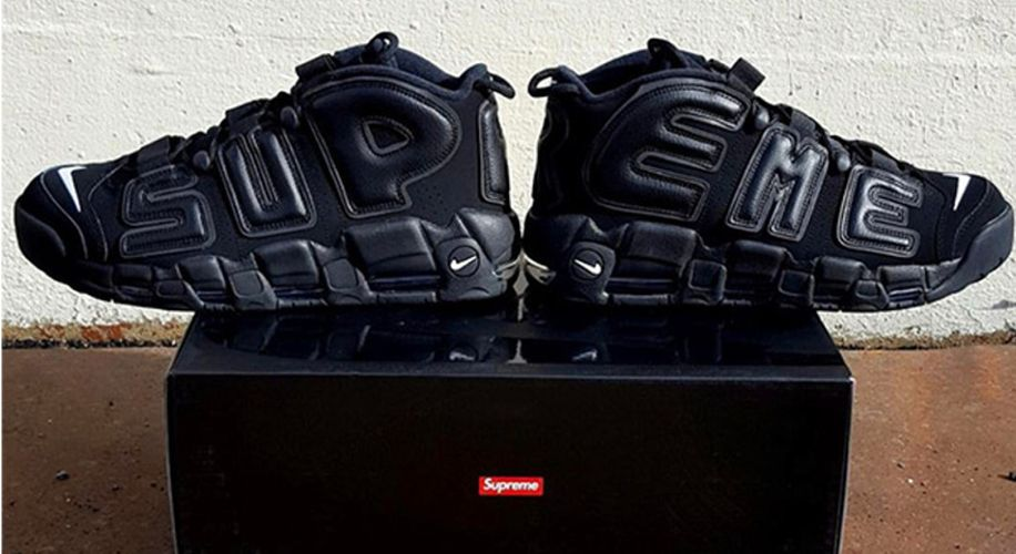 Supreme Reimagines the Nike Air More Uptempo
