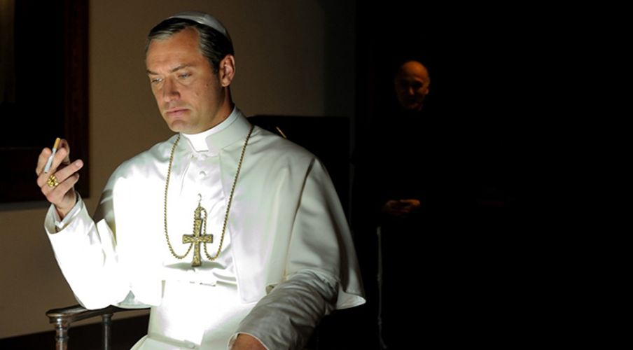 """Is """"The Young Pope"""" As Dumb As It Sounds?"""