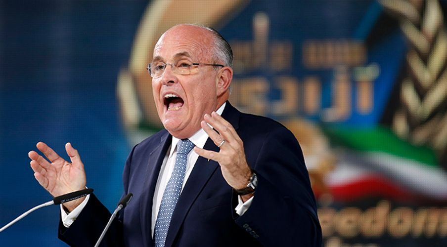 What You Need to Know About Rudy Giuliani and Cybersecurity