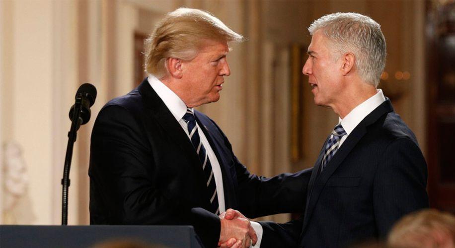 Trump Nominates Conservative Judge Neil Gorsuch To The Supreme Court