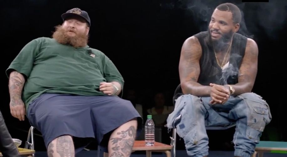 Check Out Action Bronson, The Game, and Wiz Khalifa Discuss Weed With MERRY JANE