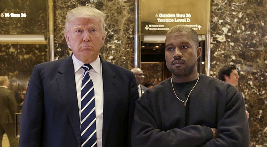The Significance of Kanye Deleting His Pro-Trump Tweets