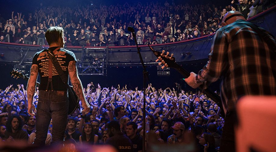 Eagles of Death Metal Struggle With Life After 2015 Paris Terrorist Attack