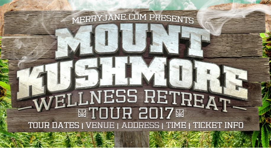 NEW DATES ANNOUNCED: Snoop Dogg and MERRY JANE Wellness Retreat Tour