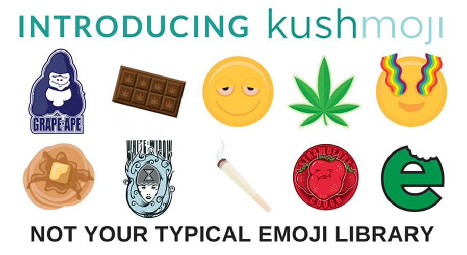 KushMoji Looks to Connect Cannabis Brands and Customers Through Emojis