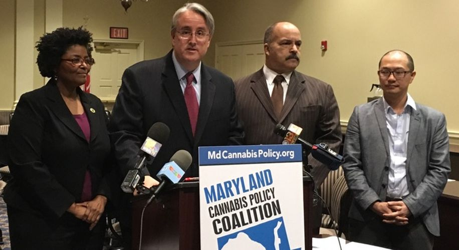 Maryland Legislature Considering Recreational Marijuana Legalization