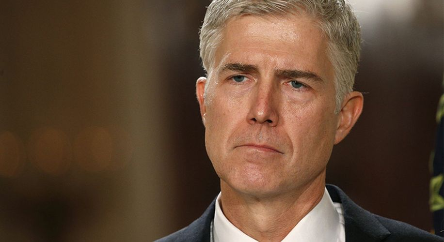 Neil Gorsuch Loves Screwing Over Normal People Like You