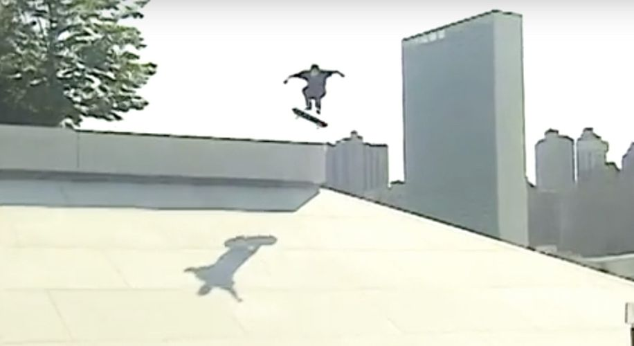 "Ty Beall's ""Gospel"" Part Deserves a Sunday Skate Sermon"