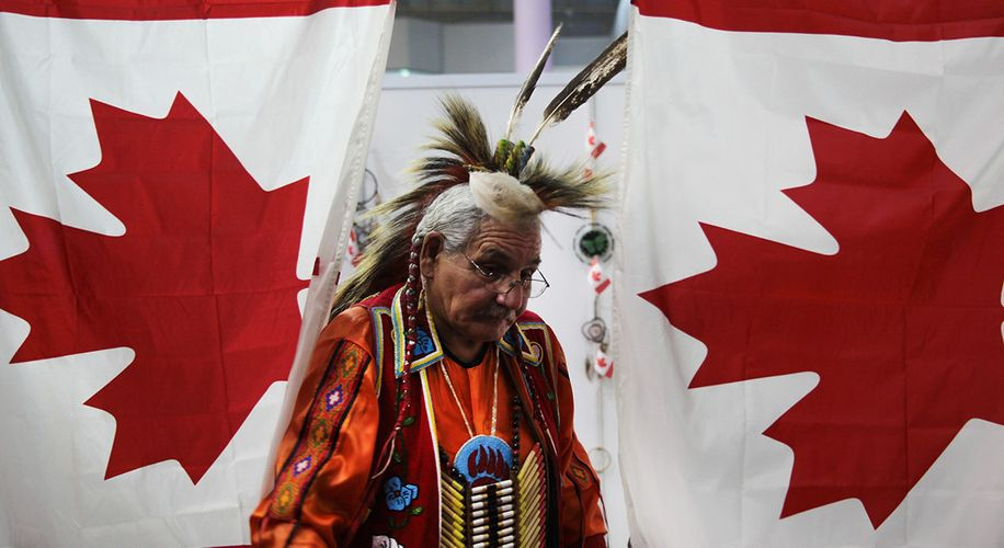 Canadian Aboriginals Fight for Involvement in Budding Cannabis Market