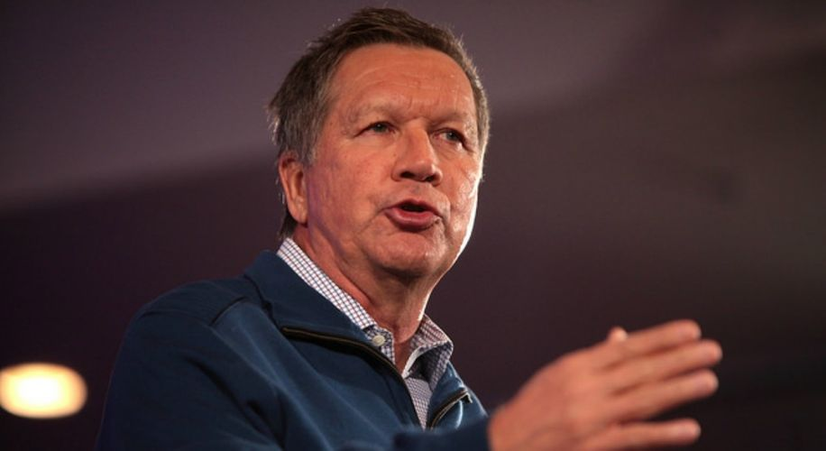 Ohio Gov. John Kasich Believes Medical Marijuana's Role in Taming the Opioid Epidemic is a Scam