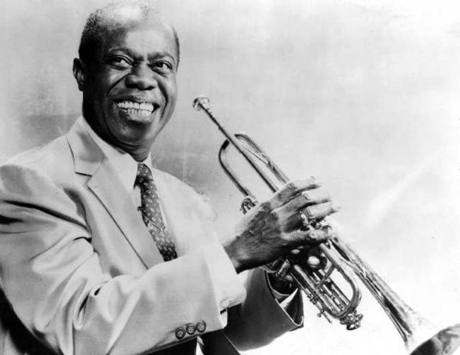 Louis Armstrong, the First Celebrity to Be Arrested for Smoking Cannabis