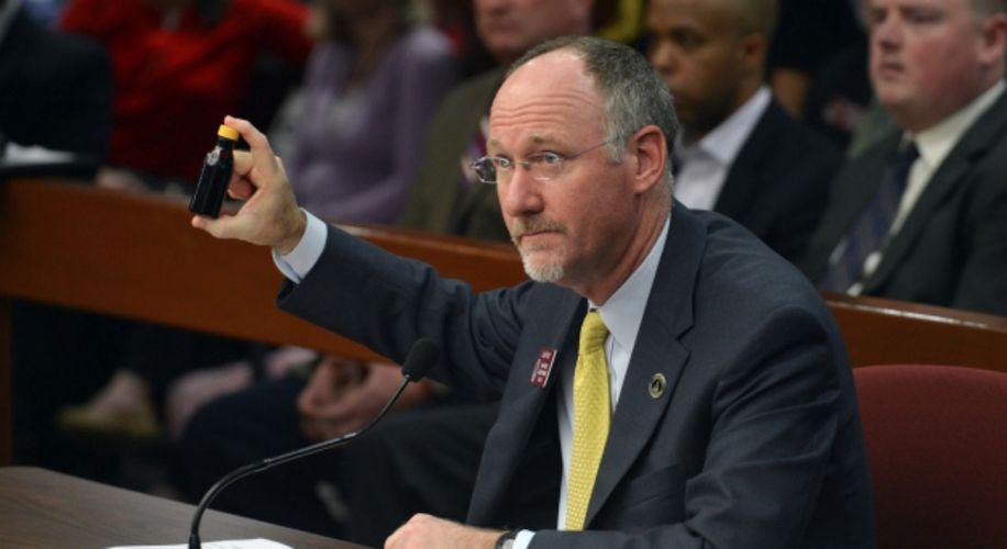 Conservative Representative Allen Peake Is Using a State Loophole to Distribute CBD Oil in Georgia