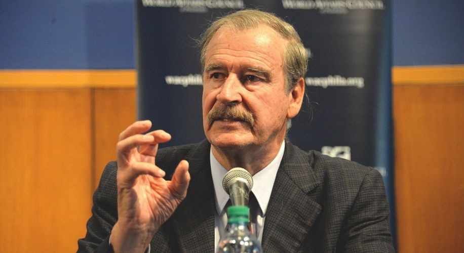 Former Mexican President Vicente Fox Will Speak at the 2017 Cannabis Business Summit & Expo
