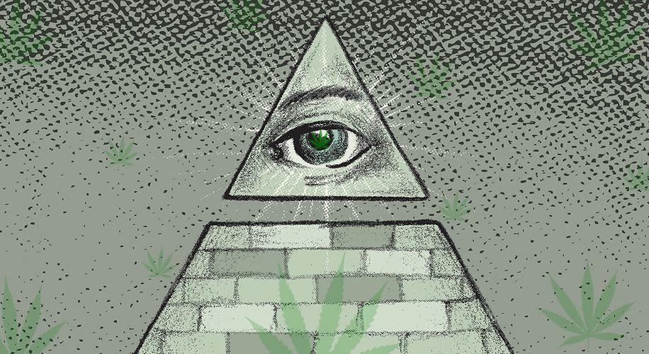 Pothead Paranoia: Will Antigovernment Drug Conspiracies Survive Legalization?
