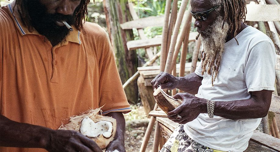 [Photos] The Jamaican Mountain Men Who Brought Me to Their Personal Paradise