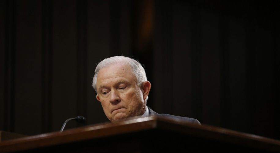 Jeff Sessions' Department of Justice Is Blocking Cannabis Research