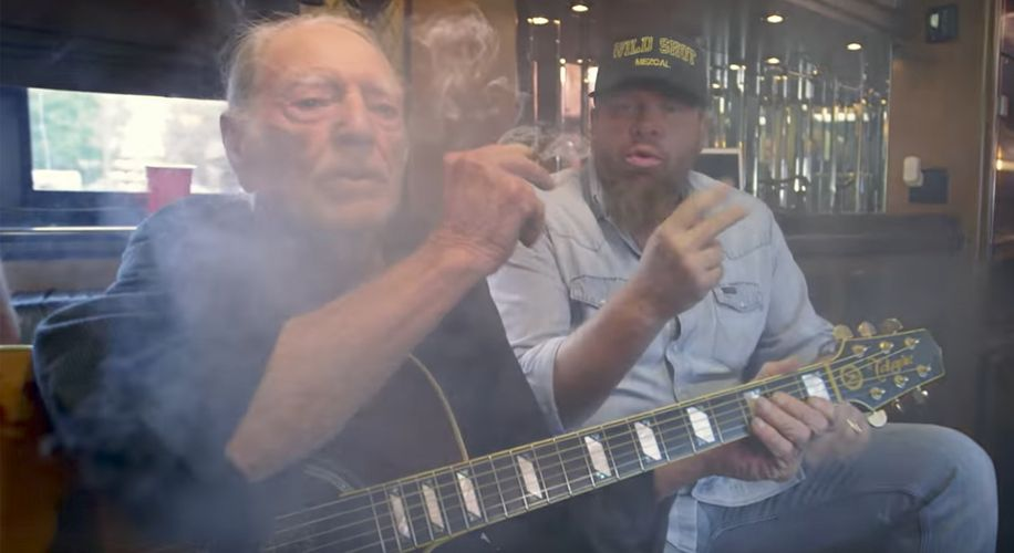 HiTunes: Are People Actually Afraid of Smoking with Willie Nelson?