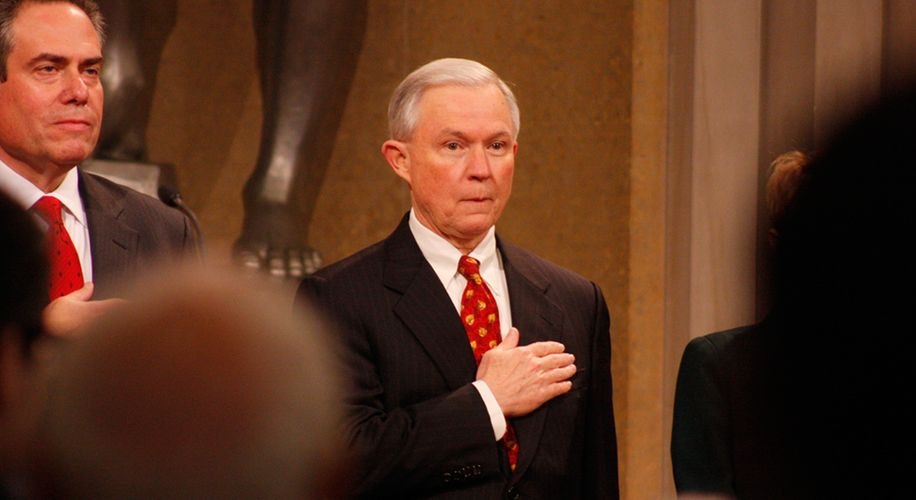 Jeff Sessions Says Department of Justice Will Not Pursue Minor Cannabis Cases