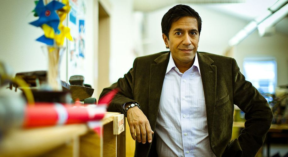 Dr. Sanjay Gupta Calls Out Jeff Sessions, Pleads for Medical Marijuana Reform