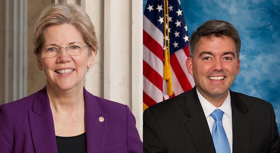 Senators Elizabeth Warren and Cory Gardner Announce Cannabis States' Rights Bill