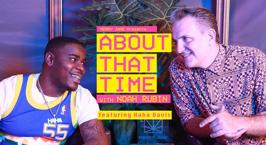 About That Time: Haha Davis on Detroit Dank and Being Mentored by Uncle Snoop