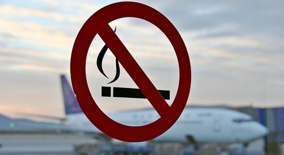 30,000-Feet-High: Plane Grounded Mid-Flight After Passenger Smokes Joint