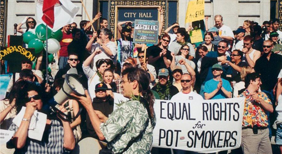 What the Slow Arc of Pot Legalization Looks Like from the Activist Front Lines