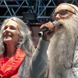 Nikki and Swami