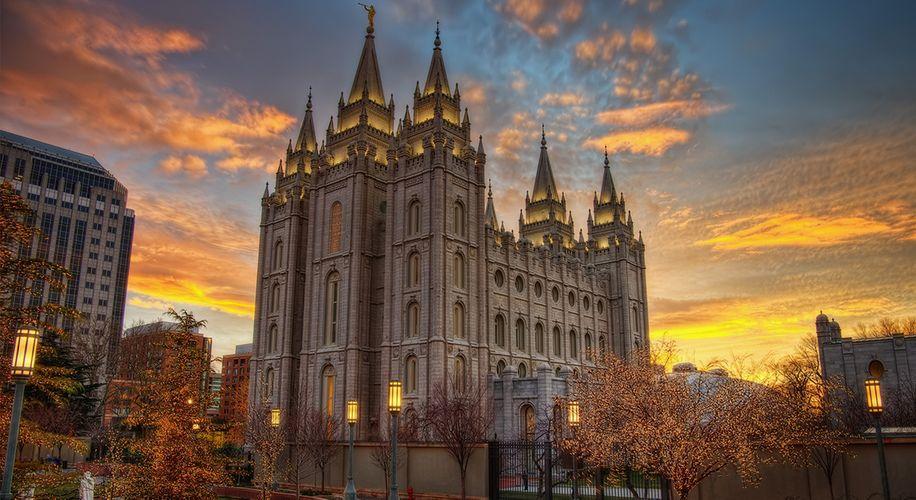 Mormon Church Quietly Joins Opposition Against Utah's Medical Marijuana Initiative