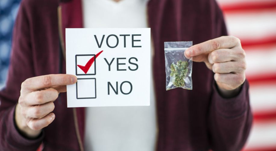All the Results From States That Voted on Legal Weed in the Midterms