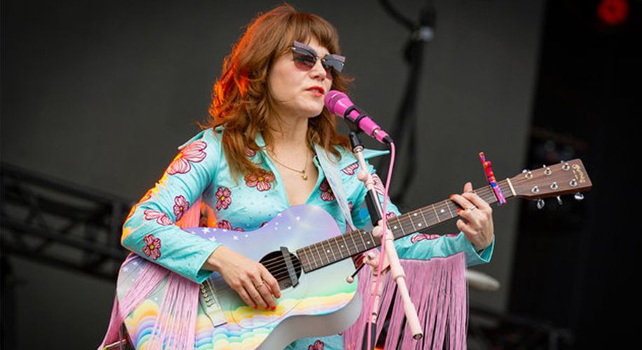 Down The Rabbit Hole: Rock Star Jenny Lewis Debuts Personalized Cannabis Strain