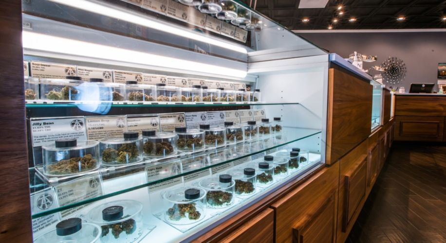 New California Bill Would Triple the Number of Pot Shops in the State