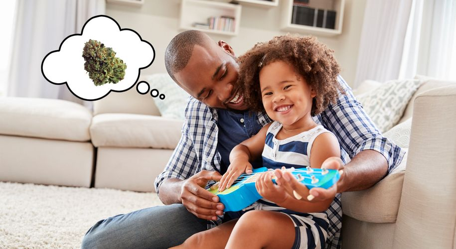 Moms and Dads Dish About How Pot Makes Them Better Parents