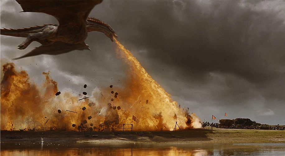 Heady Entertainment: RIP Game of Thrones, It's Been Real