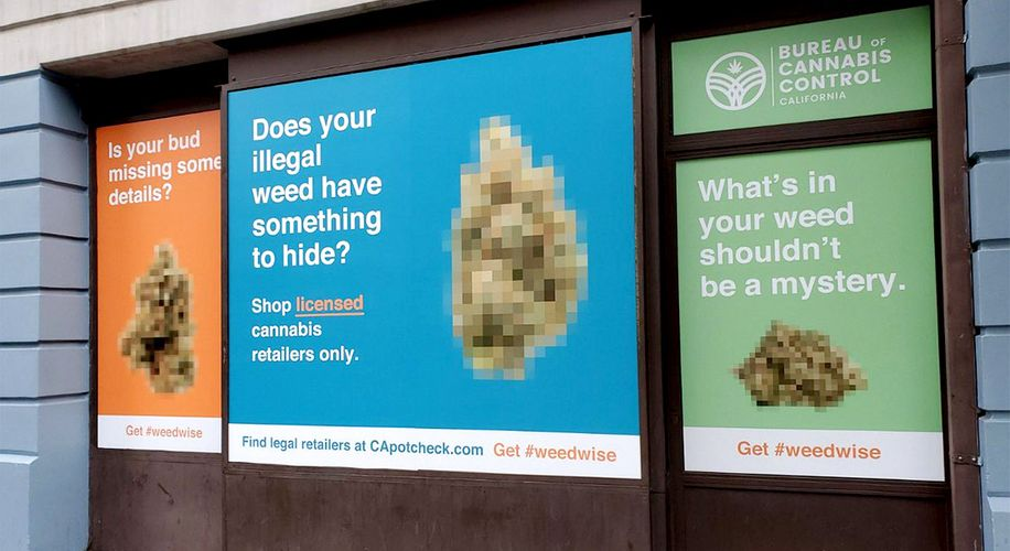 Get #WeedWise Campaign Wants You to Stop Buying Black Market Cannabis