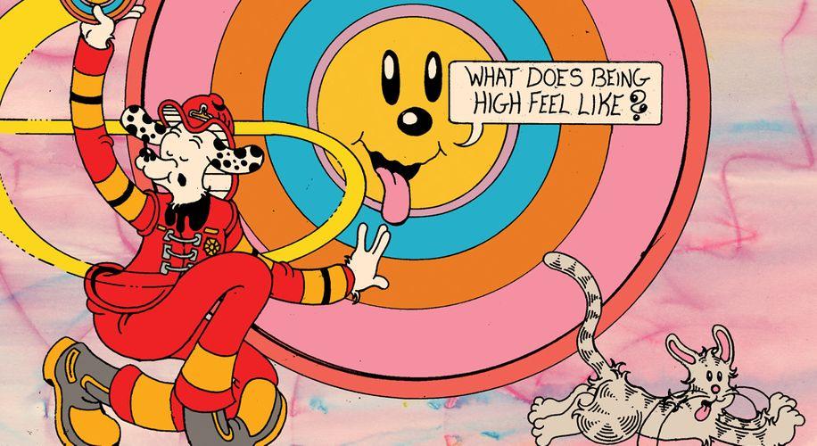 "Frisbee Plays Frisbee in This Week's ""Frisbee"" (Whoa, Dude)"