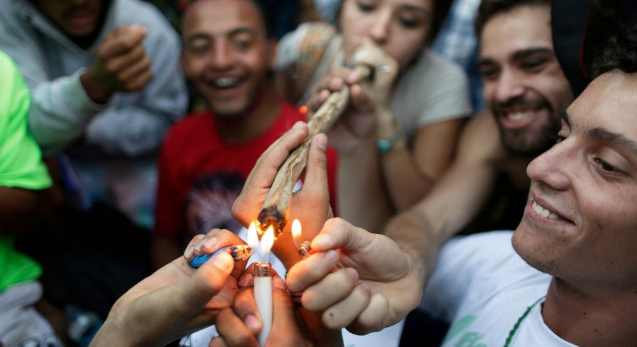 Gays, Lesbians, and Bisexuals Smoke the Most Medical Weed, Study Says